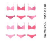 woman summer bikini collection. ...
