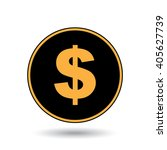 an icon illustration isolated... | Shutterstock .eps vector #405627739