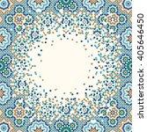 morocco disintegration template....   Shutterstock .eps vector #405646450