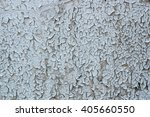 White Wall Paint Blistering