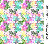 background. seamless pattern. a ... | Shutterstock . vector #405688504