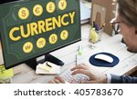 currency accounting economy... | Shutterstock . vector #405783670