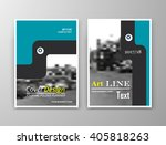 abstract composition.... | Shutterstock .eps vector #405818263