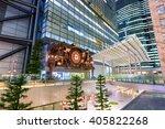 tokyo  japan   december 22 ...   Shutterstock . vector #405822268