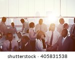 business people meeting working ... | Shutterstock . vector #405831538