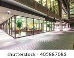 portland usa  modern office... | Shutterstock . vector #405887083