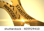 standard processes on the... | Shutterstock . vector #405929410