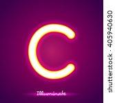 illumination c | Shutterstock .eps vector #405940630