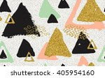 abstract hand drawn background... | Shutterstock . vector #405954160
