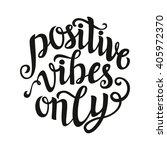 hand lettering typography... | Shutterstock .eps vector #405972370