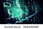 futuristic technology digital... | Shutterstock . vector #406030480
