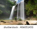 Huay Luang Waterfall  Phu Chong ...
