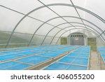 Inside Of Solar Energy Plant...