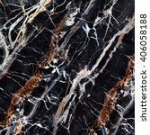 marble texture black gold white | Shutterstock . vector #406058188