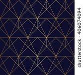 golden texture. seamless... | Shutterstock .eps vector #406074094