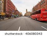 new york   circa march  2016 ... | Shutterstock . vector #406080343