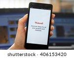 wieliczka  poland   05 april... | Shutterstock . vector #406153420