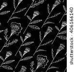 beautiful seamless pattern with ... | Shutterstock .eps vector #406166140