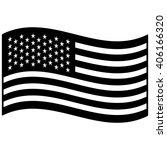 flag of united states... | Shutterstock .eps vector #406166320