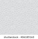 arabesque pattern with grunge...   Shutterstock .eps vector #406185163