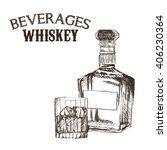 graphic of sketch beverages  ...   Shutterstock .eps vector #406230364