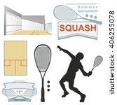 squash logos  emblems