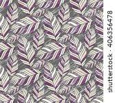 decorative ornamental seamless... | Shutterstock . vector #406356478