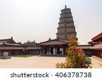 Giant Wild Goose Pagoda Comple...