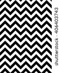 modern black and white zig zag... | Shutterstock .eps vector #406403743