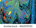 closeup view of an original... | Shutterstock . vector #406505920