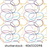 seamless pattern with water... | Shutterstock .eps vector #406532098