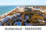 naples coastline  florida... | Shutterstock . vector #406542400