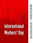 International Workers' Day Red...