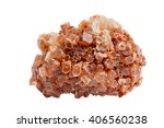 The Mineral Aragonite Isolated...