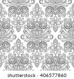 wallpaper in the style of...   Shutterstock .eps vector #406577860