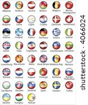 the european states official... | Shutterstock . vector #4066024