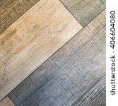 closeup of wood texture | Shutterstock . vector #406604080