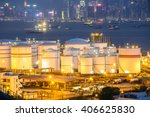 oil and gas industry  | Shutterstock . vector #406625830
