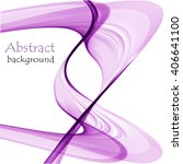 abstract background purple with ... | Shutterstock .eps vector #406641100
