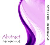 abstract purple background with ...   Shutterstock .eps vector #406641109