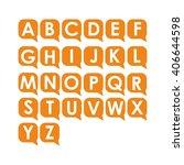 letter abc logo | Shutterstock .eps vector #406644598