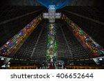 rio de janeiro  brazil   april... | Shutterstock . vector #406652644