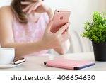 alushta  russia   october 27 ... | Shutterstock . vector #406654630