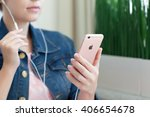 alushta  russia   october 27 ... | Shutterstock . vector #406654678