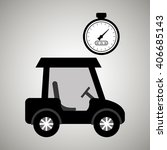 golf championship design    Shutterstock .eps vector #406685143
