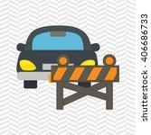 car  service design    Shutterstock .eps vector #406686733
