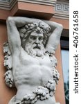 Atlas Sculpture Architectural...