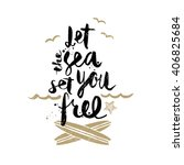 Let The Sea Set You Free  ...