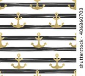 Seamless Pattern With Anchors....