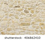 an old stone wall texture | Shutterstock . vector #406862410